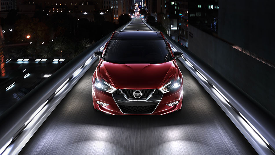 2017 Nissan Maxima Exterior Front End