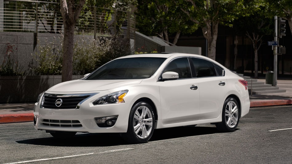 2014 Nissan Altima Exterior Front End