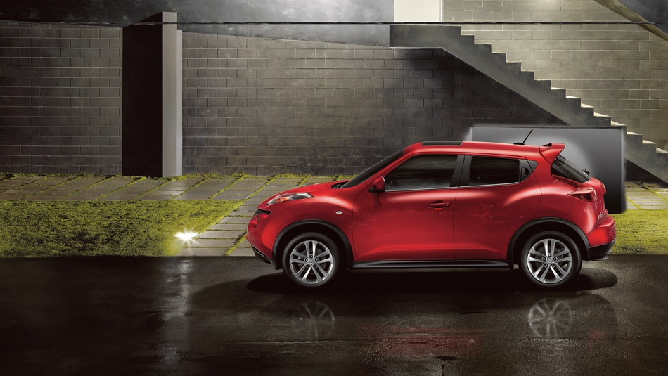 2014 Nissan Juke Exterior Side View