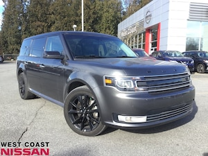 2019 Ford Flex Limited edition with black pkg