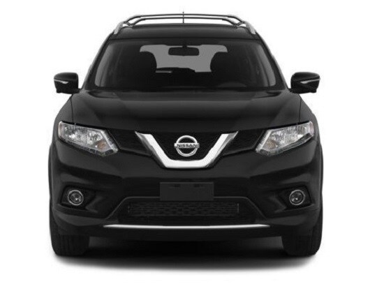 2014 Nissan Rogue Exterior Front
