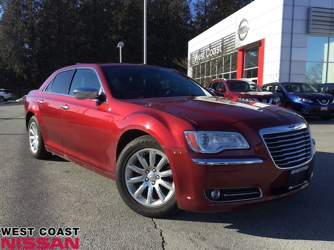 2014 Chrysler 300C local vehicle, well equipped Sedan