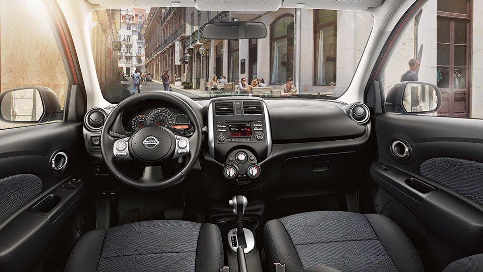 2015 Nissan Micra Interior Dashboard