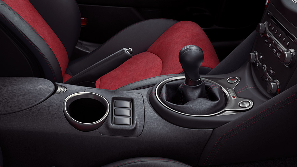 2016 Nissan 370Z Interior Shifter