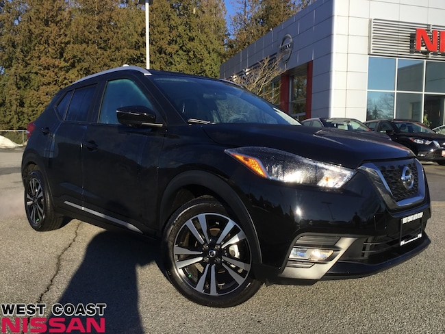 2018 Nissan Kicks SR - local one owner with no accidents Hatchback