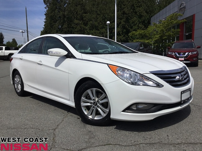 2014 Hyundai Sonata GLS - local vehicle with no accidents Sedan