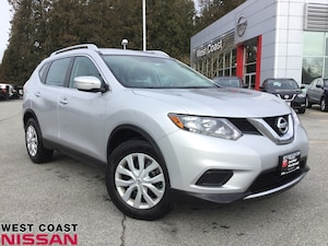 2015 Nissan Rogue S front-wheel-drive - local one owner with no acci