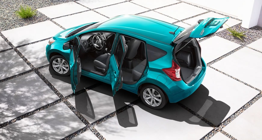 2013 Nissan Versa Note Engines