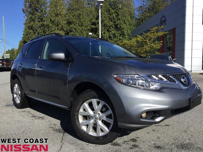 2014 Nissan Murano SL - local vehicle with no accidents SUV