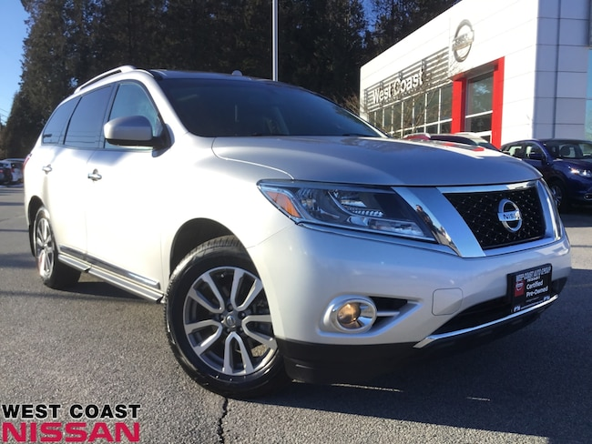 2014 Nissan Pathfinder SL awd - Local, 1 owner Car Fax certified accident SUV