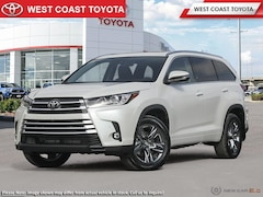 2019 Toyota Highlander Limited AWD SUV