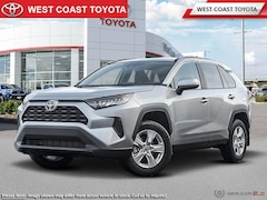 2019 Toyota RAV4 AWD LE SUV