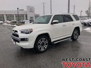 2016 Toyota 4Runner LIMITED 7PASSENGER/NO ACCIDENT CLAIMS SUV
