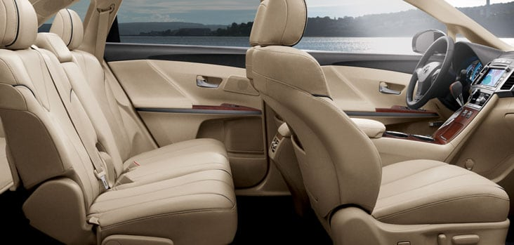 2014 Toyota Venza Interior Seating