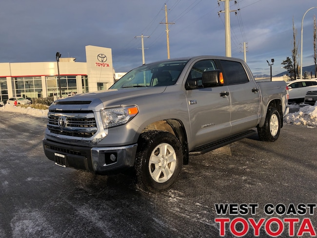 2016 Toyota Tundra SR5+ CREW-NO ACCIDENT CLAIMS/1 LOCAL OWNER Truck