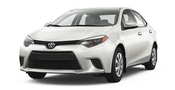 2014 Toyota Corolla LE Eco Exterior Front