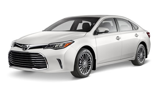 2016 Toyota Avalon Limited Exterior