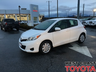2012 Toyota Yaris LE-LOCAL/CONVENIENCE PACKAGE Hatchback