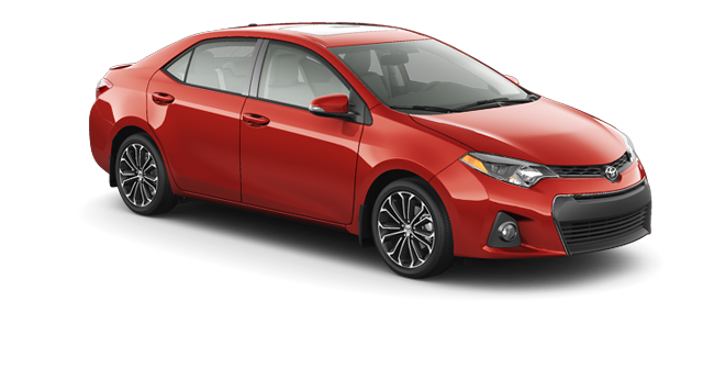 2016 Toyota Corolla Exterior Front End