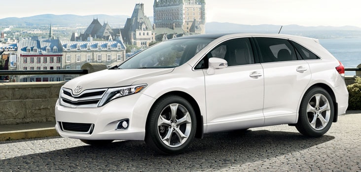 2014 Toyota Venza Exterior Front End