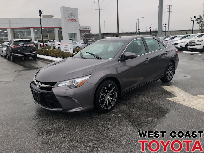 2015 Toyota Camry Xse Premium No Accident Claims 1 Owner For Sale