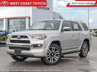 2019 Toyota 4Runner Limited Package 7 Passenger SUV
