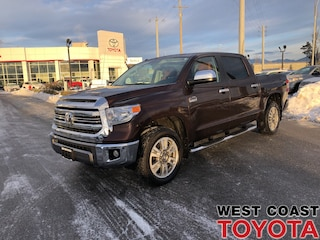 2017 Toyota Tundra 1794 EDITION-LOW KILOMETRES/NO ACCIDENT RECORDS Truck