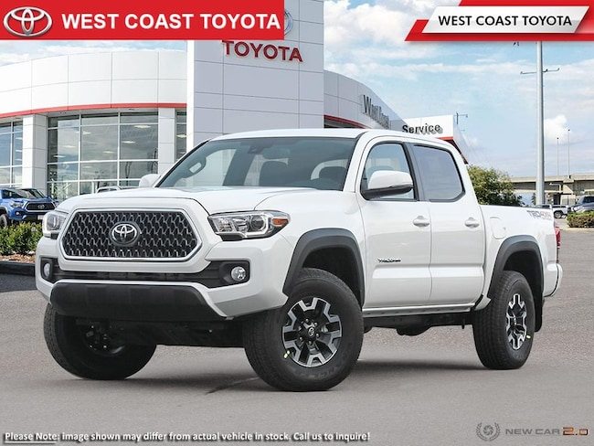 2019 Toyota Tacoma 4x4 Double Cab TRD Off Road Short Box Truck Double Cab