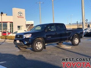2013 Toyota Tacoma SR5 4WD-NO ACCIDENT CLAIMS/LOCAL OWNER Truck