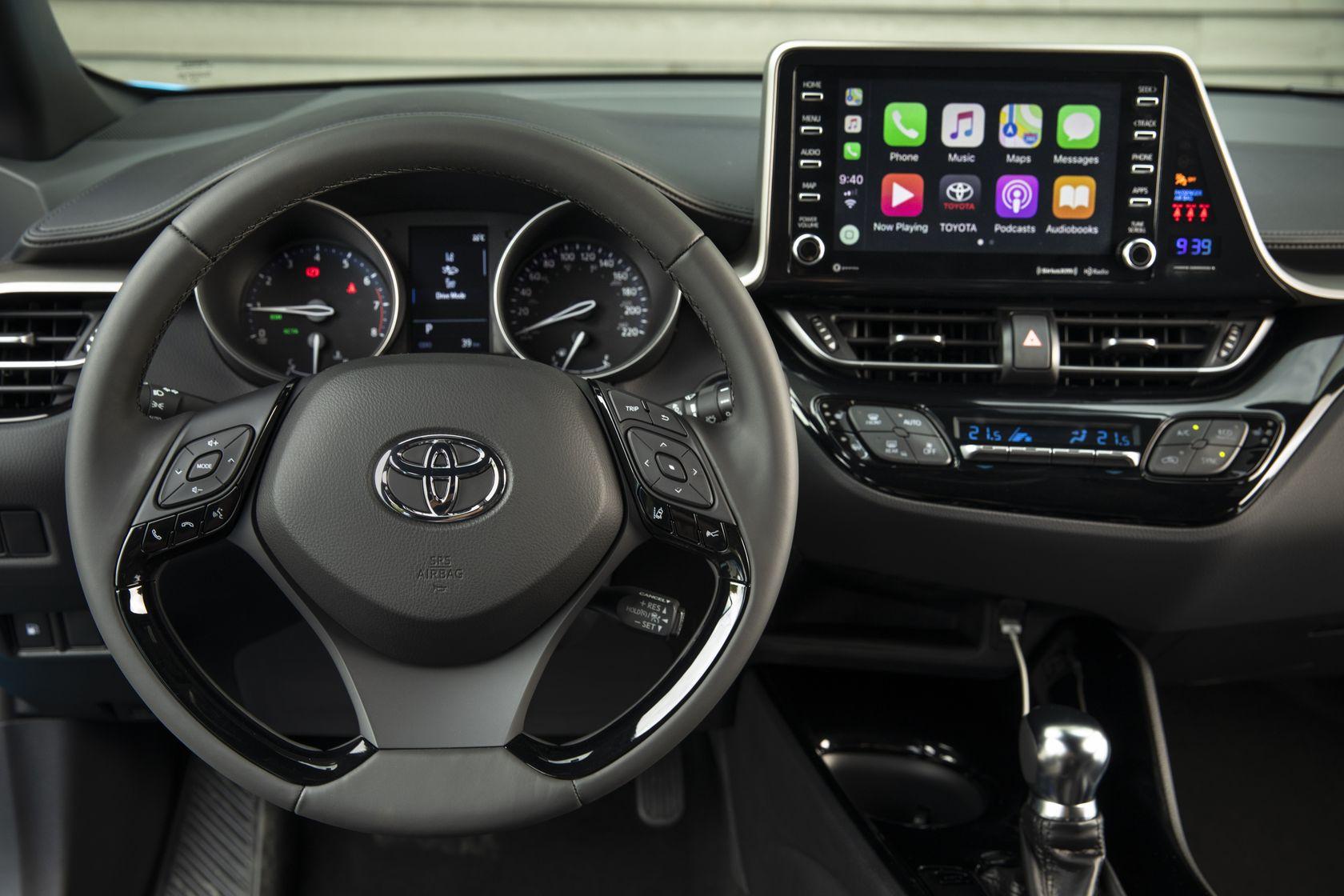 2019 Toyota C Hr West Coast Toyota
