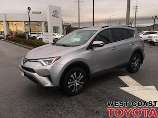 2017 Toyota RAV4 LE AWD-NO ACCIDENT CLAMS/LOCAL SUV