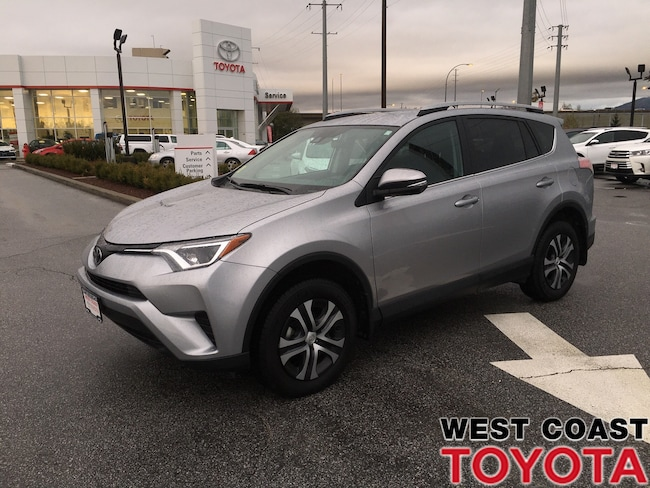 2017 Toyota RAV4 LE AWD-NO ACCIDENT CLAMS/LOCAL SUV