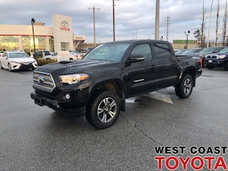 2017 Toyota Tacoma TRD SPORT SHORT BOX-NO ACCIDENTS/LOW KILOMETRES Truck Double Cab