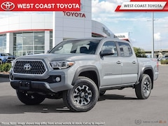 2019 Toyota Tacoma 4x4 Double Cab TRD Sport Package