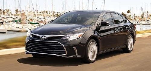 2016 Toyota Avalon Limited Exterior Side View