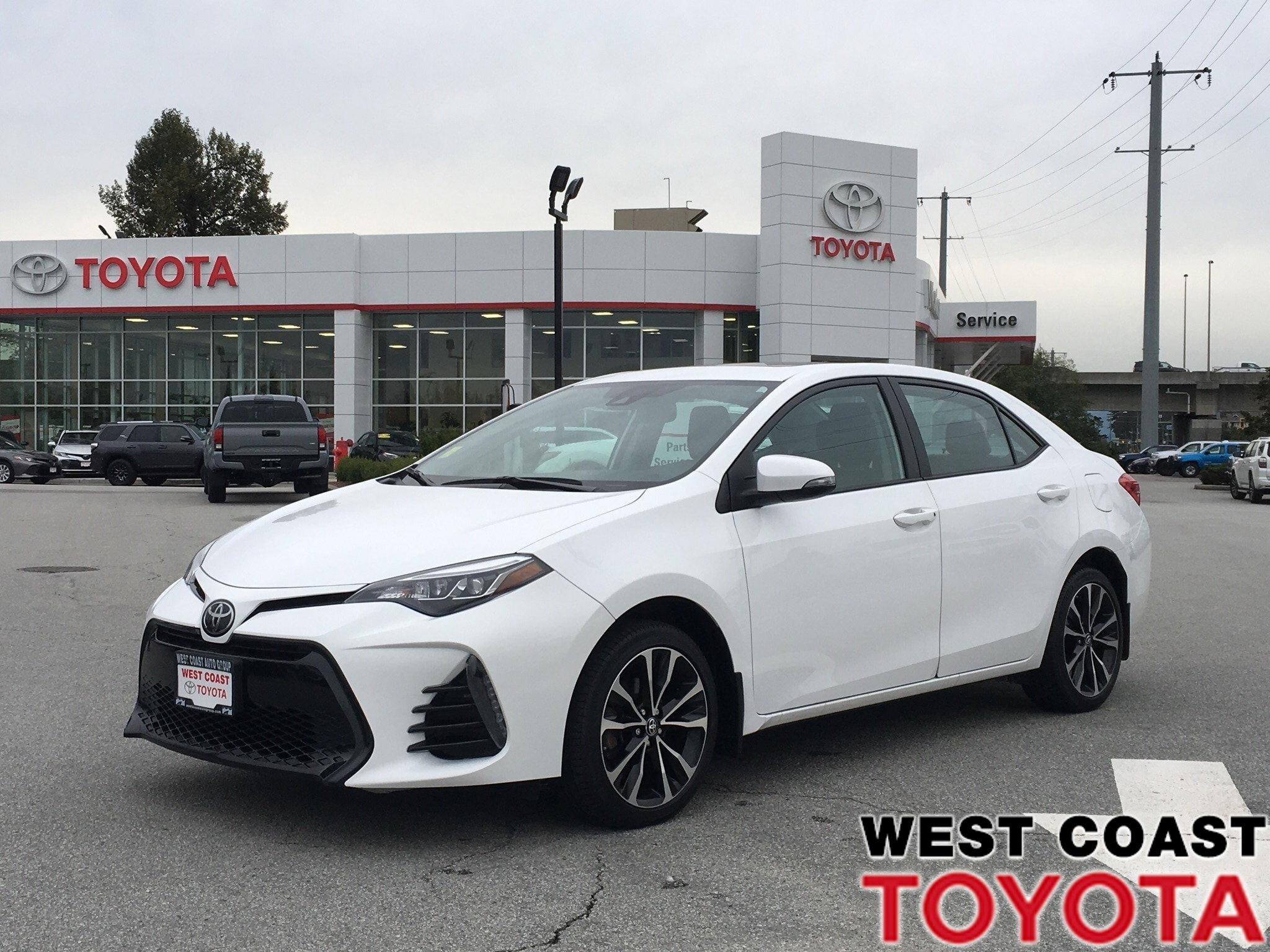 2017 Toyota Corolla XSE TECH-NO ACCIDENT CLAIMS/1 LOCAL OWNER Sedan