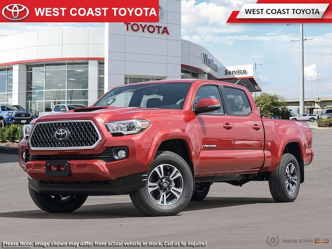 2019 Toyota Tacoma 4x4 Double Cab TRD Sport Package Truck Double Cab