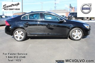 Used 2013 Volvo S60 T5 Sedan in Manchester, MO