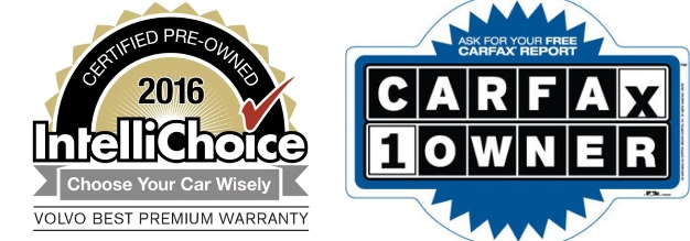Volvo Certified Pre-Owned IntelliChoice Award in St. Louis, MO