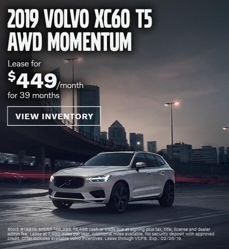 2019 Volvo XC60   West County Volvo