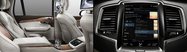 Volvo SUV Technology