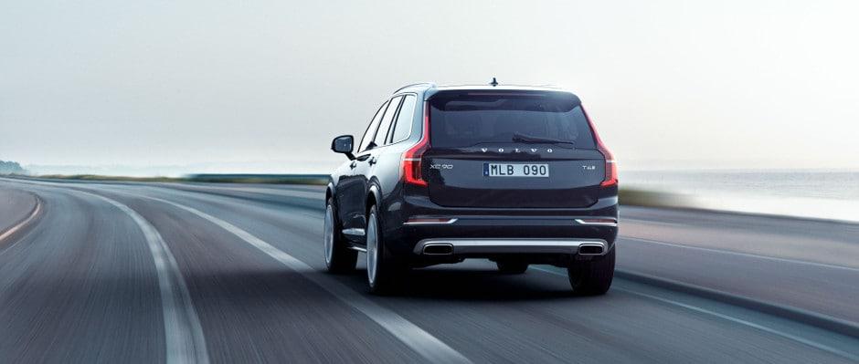 Volvo IntelliSafe Technology