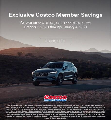 Exclusive Costco Member Savings