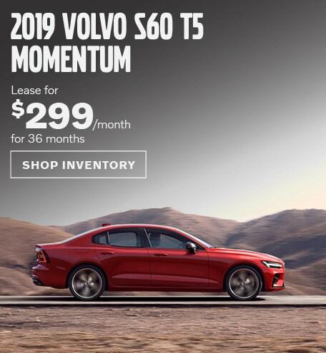June   2019 Volvo S60