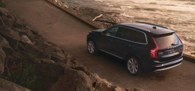 Volvo Autonomous XC90