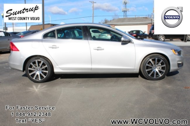 used 2016 Volvo S60 T5 Drive-E Inscription Sedan For sale Manchester, MO