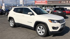 New 2019 Jeep Compass LATITUDE FWD Sport Utility for sale in West Covina, CA
