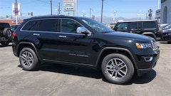 New 2019 Jeep Grand Cherokee LIMITED 4X2 Sport Utility for sale in West Covina, CA
