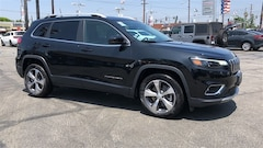 New 2019 Jeep Cherokee LIMITED FWD Sport Utility for sale in West Covina, CA