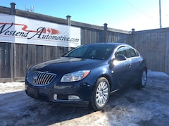 2011 Buick Regal CXL w/1SD Sedan